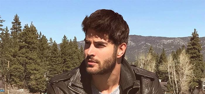 how to get a beard like nick bateman