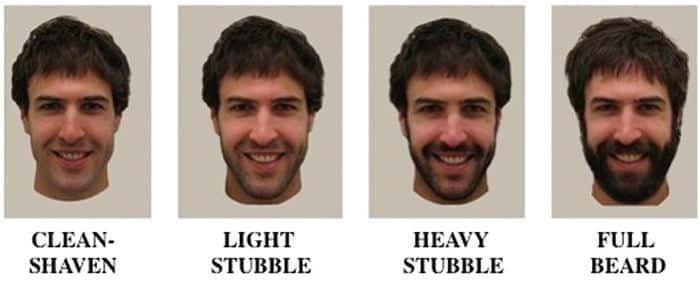 Ideal Beard Length