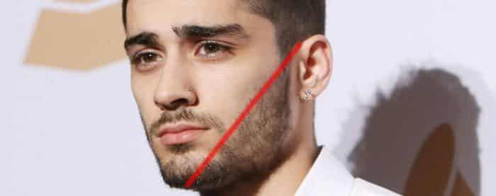 zayn beard