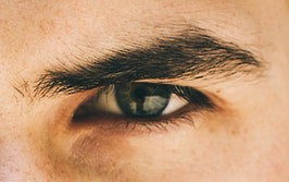 best male eyebrow shape