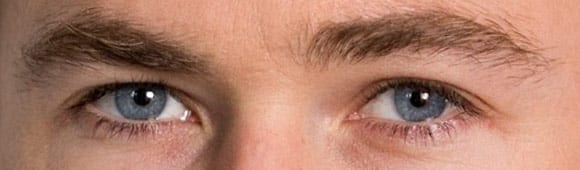 Hemsworth Eyes