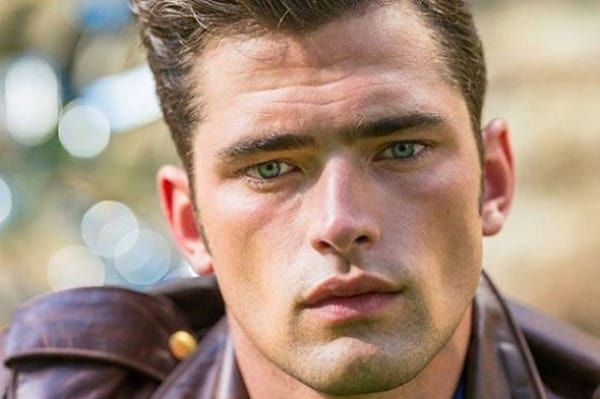 Sean O'Pry Eye Area