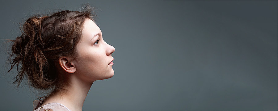 Ideal Chin Proportions for Women